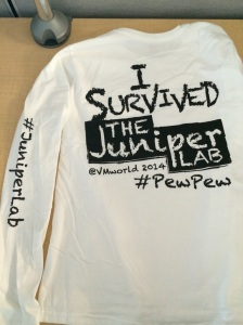 juniper lab shirt